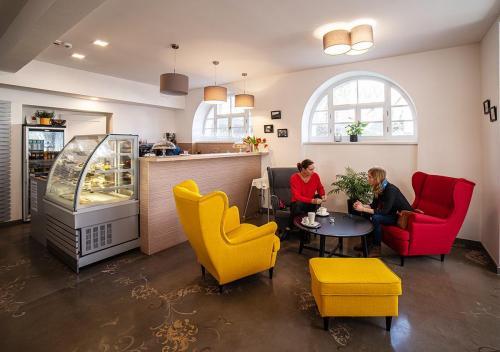 Kavárna Stará Lesovna